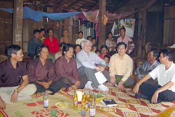Pleiku City in Gia Lai Province