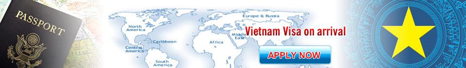 Vietnam Visa procedure