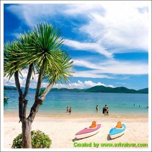 Nha Trang Beach City