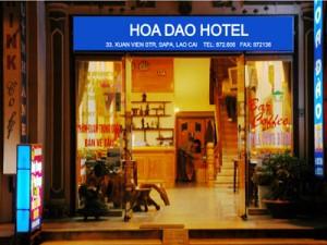 Hoa Dao Hotel in Sapa