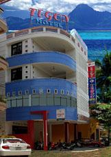 Tigon Hotel in Hue