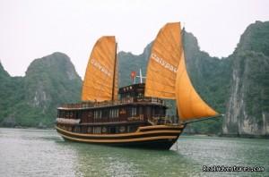 Calypso Cruiser in Halong