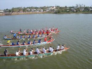 Sea village festival opens
