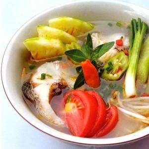 Vietnam cuisines - Vietnamese sour soup