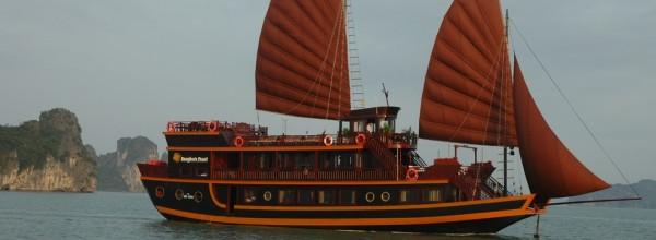 Halong Bay cruises - Dragon Pearl Cruise