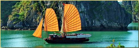 Halong Bay Cruises - Lagoon Explorer Cruise