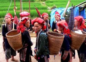 Vietnam people - Dao ethnic people