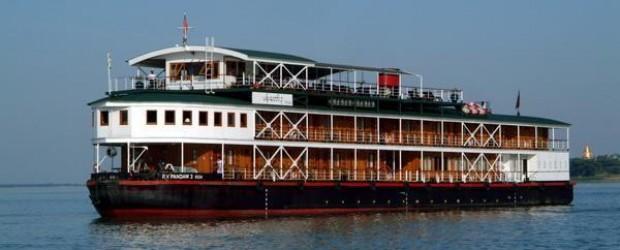Mekong delta cruises - RV Pandaw cruise