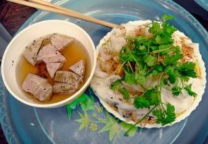Vietnam cuisine - Banh cuon