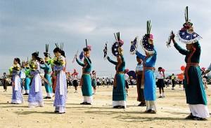 Vietnam peope - Cham ethnic people