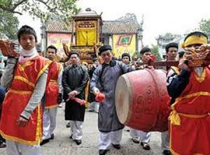 Vietnam festivals - Co Loa festival