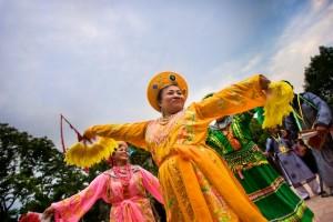 Vietnam Festivals - Do Temple festival
