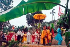 Vietnam festivals - Phu Day Festival