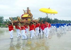 Vietnam festivals - Tra Co festival