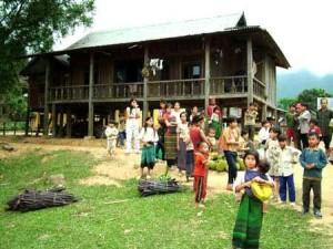 Bru-Van Kieu ethnic group