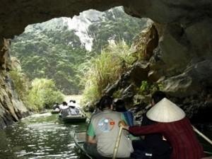 Trang An Tourism Complex Ha Long Bay on land